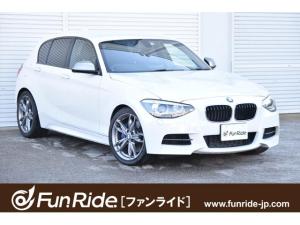 BMW 1シリーズ M135i 黒革シート・純正ナビ・Bカメラ・Cアクセス