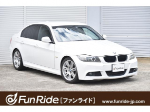 BMW 3シリーズ 320i Mスポーツパッケージ LCI後期型・Cアクセス・キセノン・LEDイカリング・ナビ・TV・Bカメラ・禁煙車
