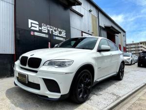 BMW X6 xDrive35i 3.0ターボ4WDサンルーフ 電動リアG