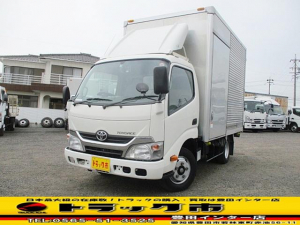 トヨタ トヨエース アルミバン 積載2t 総重量5t未満 標準 サイド扉 AT