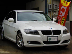 BMW 3シリーズ 320i 後期モデル ワンオーナー車 純正ナビ バックカメラ ETC パワーシート Mスポーツ純正17インチAW・タイヤ前後共に2018年製造ブリジストンポテンザ スマートキー 走行3万キロ台