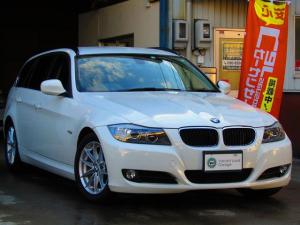 BMW 3シリーズ 320iツーリング ハイラインパッケージ 後期モデル 黒革シート パワーシート シートヒーター 純正ナビ フルセグ ドラレコユピテル ETC スマートキー タイヤ前後共2018年製造ブリジストン 純正16インチAW