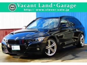 BMW 3シリーズ 320iツーリング Mスポーツ インテリジェンスセーフティ 純正ナビ フルセグテレビ バックカメラ パワーバックドア プッシュスタート スマートキー2本 ETC オートクルーズ 純正19インチAW