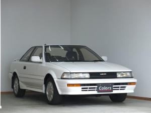 トヨタ カローラレビン GT APEX ワンオーナー/走行3万キロ台/TRDシフトノブ