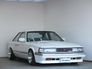 トヨタ ソアラ 2.0GT スターシャークホイール/1Gツインカム/MT乗せ換え/車高調/プラグコード/社外マフラー/社外エアクリ