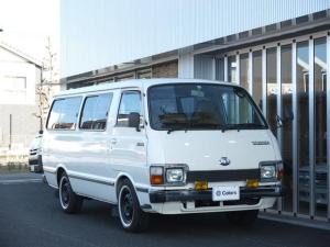 トヨタ ハイエースワゴン  DX/最終型5速コラム/ダブルエアコン/Nox・Pm適合者