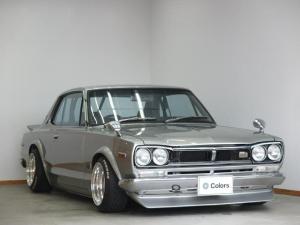 日産 スカイライン  GT-X/L20改E/g/手巻きウィンドゥ/ソレックス/スピードスターマークIIAW/車高調/デュアルマフラー