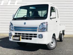 スズキ スーパーキャリイ X 3方開 4WD 届出済未使用車