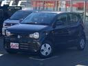 スズキ/アルト L スズキ セーフティ サポート装着車 当店代車使用車