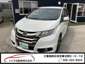 ホンダ オデッセイ アブソルート・EX クルコン Bluetooth接続 3列シート オートライト