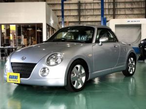 ダイハツ コペン アクティブトップ 5MT HID イモビ ETC 室内展示車