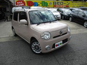 ダイハツ ミラココア ココアプラスX 純正オーディオ・スマートキー・新品タイヤ4本