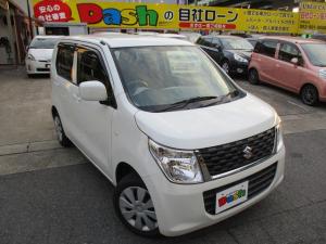 スズキ ワゴンR FX HDDナビ・TV・アイドリングストップ・シートヒーター