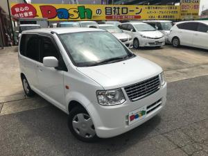 三菱 eKワゴン GS SDナビ・TV・Bluetooth・ETC・左パワスラ