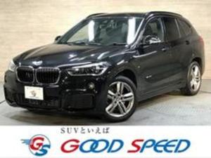 BMW X1 sDrive 18i Mスポーツ 純正HDDナビ バックカメラ コンフォートアクセス ETC 衝突軽減 コーナーセンサー 純正アルミ
