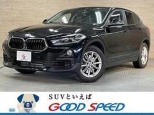 BMW X2 xDrive 20i 純正ナビ バックカメラ ETC コーナーセンサー パワーバックドア コンフォートアクセス 4WD