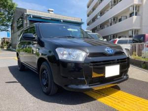 トヨタ プロボックス ハイブリッドF トヨタセ-フティセンス シートヒーター UVカット機能付きプライバシーガラス スモーク ケンウッドナビTV バックカメラ