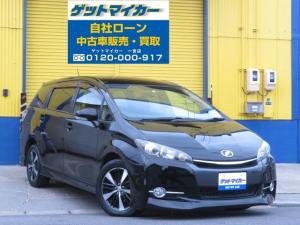 トヨタ ウィッシュ 1.8S フルセグ 自社 ローン Rモニター