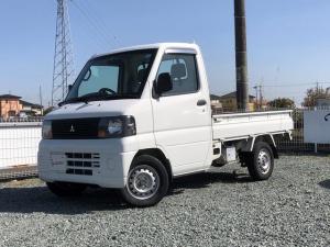 三菱 ミニキャブトラック Vタイプ 4WD オートマ車 エアコン付き