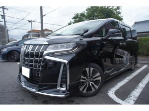 トヨタ アルファード 2.5S Cパッケージ モデリスタエアロ サンルーフ