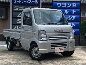 スズキ キャリイトラック KUエアコン・パワステ愛知県限定車