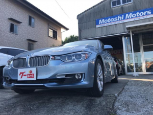 BMW 3シリーズ 320iモダン ナビ バックカメラ パワーシート オートライト Bluetooth クリアランスソナー