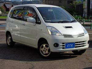 日産 モコ T 4WD シートヒーター SDナビ 地デジ