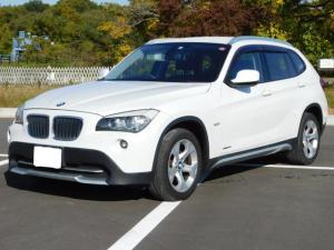 BMW X1 sDrive 18i ルーフレール/ドライブレコーダー/ETC/プッシュスタート/ナビ