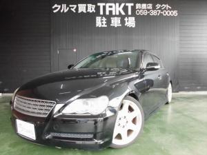 トヨタ マークX 250G ナビ TV DVD再生 ローダウン