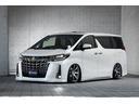 トヨタ/アルファード 2.5S KUHL新作薄型フラップエアロ車高調20インチAW
