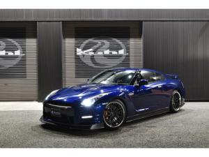 日産 GT-R プレミアムエディション KUHL特選車!!KRUISE By KUHLRacingコンプリート 20インチアルミホイール専用パワーシート&シートヒーター BLITZ車高調整式サスペンション BOSEサウンドシステム