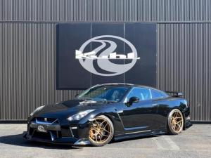 日産 GT-R プレミアムエディション KUHLRacing 35R-SSコンプリートカー MY17ルックエアロ フライホイールハウジング交換済 ミッション対策品施工 BLITZ車高調 ROHANA20インチアルミ MY13ミッションデータ