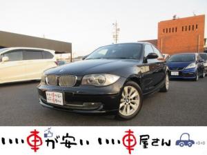 BMW 1シリーズ 116i Mスポーツパッケージ HID ナビ ETC プッシュ スペアキー
