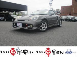 トヨタ MR-S Sエディション 禁煙 HID 社外エアロ GTウィング ETC