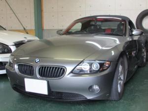 BMW Z4 2.5i ナビ DVD再生 キーレス ブラックトップ