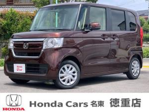 ホンダ N-BOX G・Lホンダセンシング 届出済み未使用車 両側電動ドア