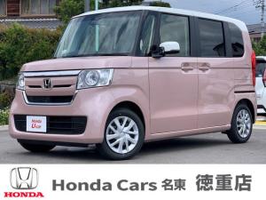 ホンダ N-BOX G・Lホンダセンシング 届出済み未使用車 左側電動ドア