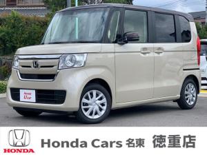 ホンダ N-BOX G・EXターボホンダセンシング 届出済み未使用車 両側電動