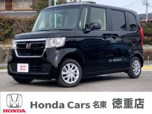 ホンダ N-BOX G・Lホンダセンシング 届出済み未使用車 両側電動スライドドア ナビ装着用パッケージ スマートキー LEDヘッドライト ETC シートヒーター