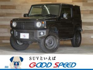 スズキ ジムニー XC 9型ナビTV スマートキー Bluetooth シートヒーター シートカバー クルーズコントロール リフトアップ LEDヘッドライト ジオランダー 4WD
