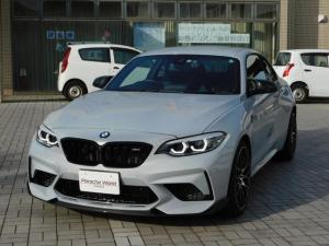 BMW M2 コンペティション 下取車 ブラックレザー 19AW