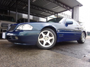 メルセデス・ベンツ SL SL500 デジーノLTD 150台限定 D車 取保記有り