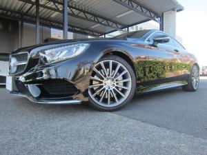 メルセデス・ベンツ Sクラス S550 4マチック クーペ エディション1 限定188台