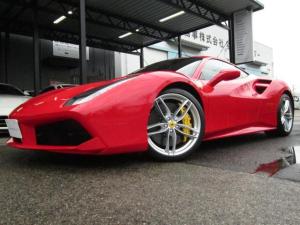 フェラーリ 488GTB 2016y 新車並行 7年メンテ有り フロントリフティング