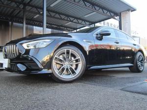 メルセデスAMG GT 4ドアクーペ 43AMG  4マチック+ ワンオーナー 屋内保管