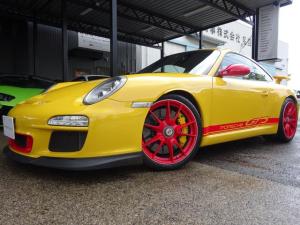 ポルシェ 911 911GT3 後期 D車 PCCB 全年度ディーラー記録簿有