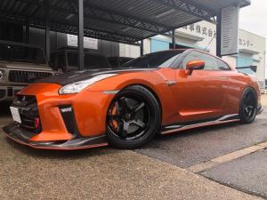 日産 GT-R ブラックエディション 左ハンドル 2015yモデル 1200馬力 EG&MT OH済 トップシークレットフルエアロキット クラッチ付きHKSコンプリートギアキット AMSオメガ12ターボキット HKS鍛造ピストン