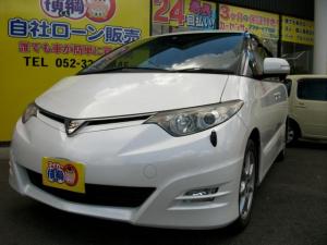 トヨタ エスティマ 2.4アエラス Gエディション ETC
