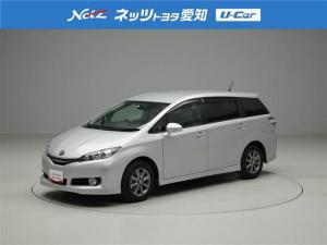 トヨタ ウィッシュ 1.8G メモリーナビ ワンセグTV スマートキ- ETC