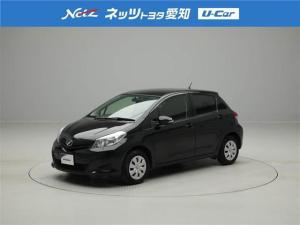 トヨタ ヴィッツ F スマイルエディション メモリーナビ ワンセグTV ABS